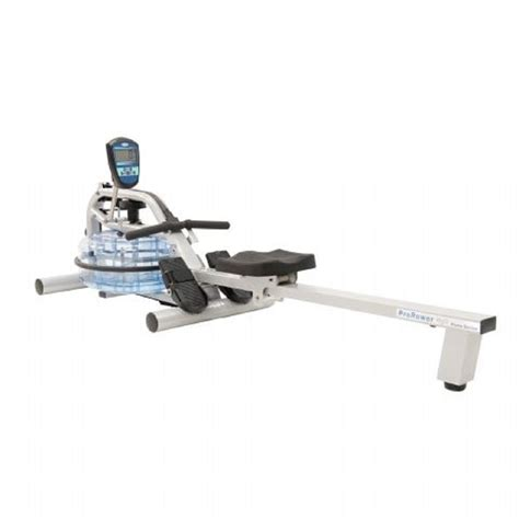 prorower h20 home series rowing machine free shipping