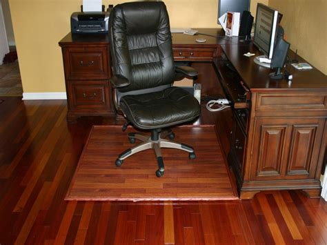 Office Chairs On Hardwood Floors Chair Mat For Hardwood Floors Houses Flooring Picture