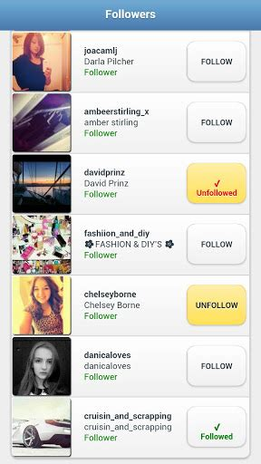 instafollowers apk instafollow for instagram apk