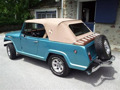 jeep jeepster for sale 1967 jeep jeepster 8701 commando convertible for sale