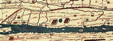 tavola peutingeriana l antica etruria rappresentata nella tavola peutingeriana