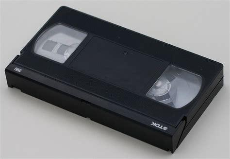 vhs cassette wiktionary