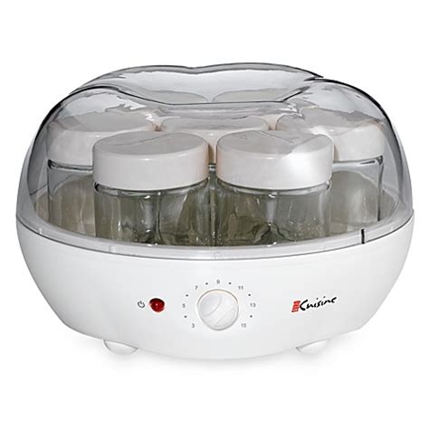 bed bath and beyond food steamer euro cuisine 174 automatic yogurt maker bed bath beyond