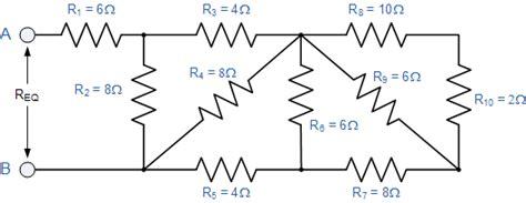 resistors in series and parallel resistor combinations