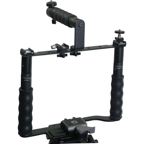 dslr rigs alzo transformer dslr rig gear kit 1849 b h photo