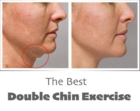 double chin exercises the best exercises to firm up your chin and jaw line