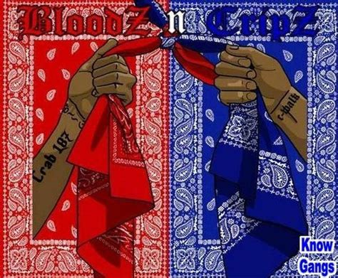crips and bloods colors prevalence of colors fades but they can still be