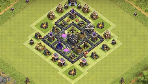 best layout in coc th5 5 epic town hall 5 war base layouts farming base layouts