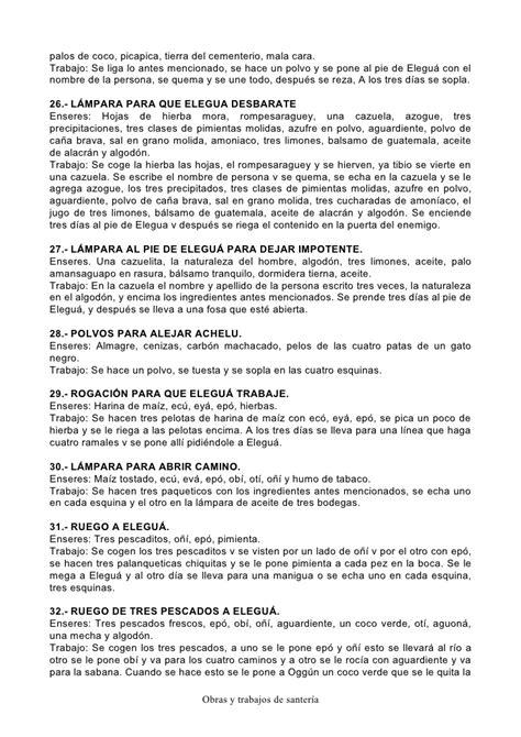 obras y trabajos de santeria a la mexicana santeria elegua pkhowto