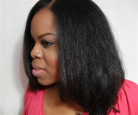 hairstyles for blow dried african american hair how i blow dry flat iron natural hair tutorial