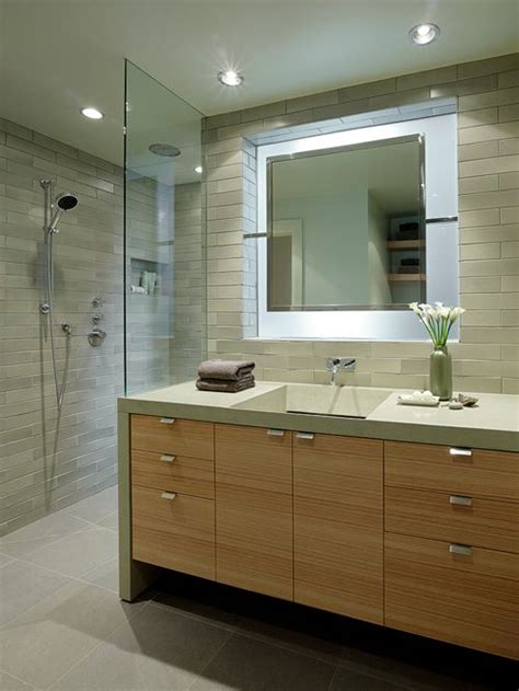 Houzz Bathroom Mirrors | unique bathroom mirrors houzz
