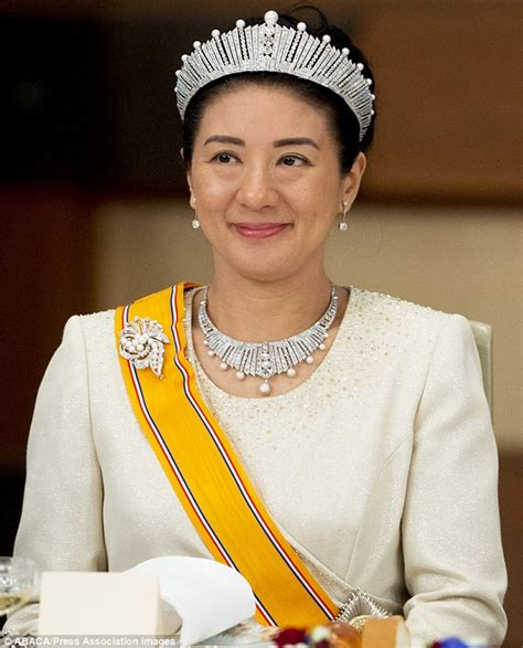 Princess Masako back in the public eye after 11 years in the shadows   Daily Mail Online