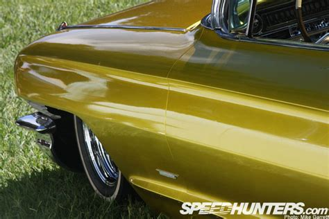 car spotlight gt gt flaked caddy on the grass speedhunters