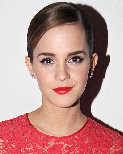 emma watson face shape emma watson pixies and short crops instyle com
