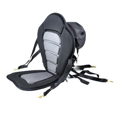 boat bench seat backrest aliexpress com buy adjustable canoe kayak backrest seat