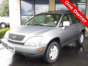 2000 lexus rx 300 base for sale in tacoma cars