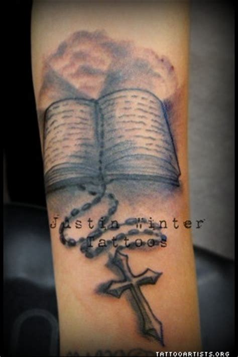 bible and rosary tattoo artists org