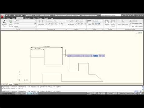 autocad 2007 dimensioning tutorial autocad lt 2010 dimensioning tutorial how to save