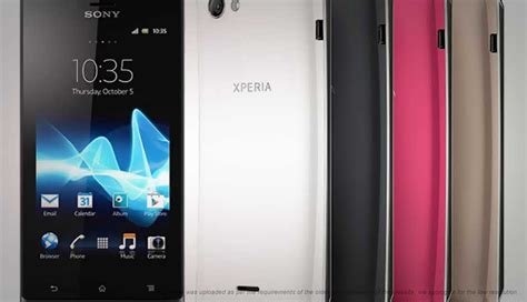 sony xperia j mobile sony xperia j price in india specification features