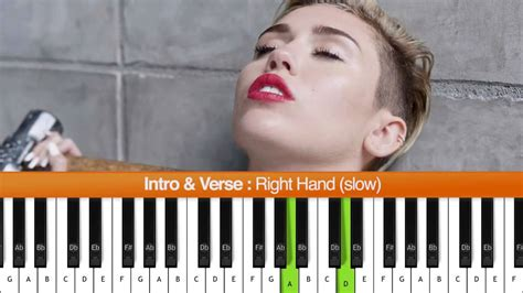 miley cyrus wrecking ball piano tutorial by plutax how to play quot wrecking ball quot miley cyrus part 1 piano