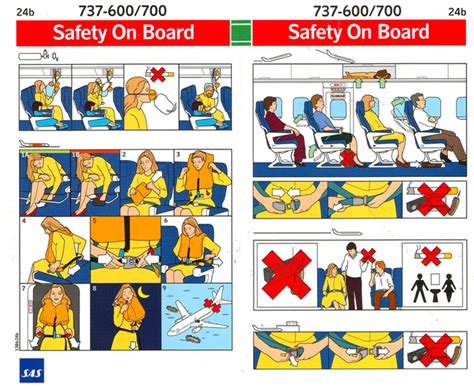 aircraft safety card template top tips to survive a plane crash factspy net