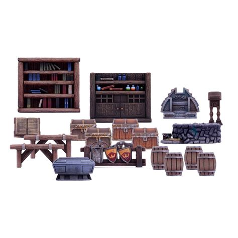 Dungeon Furniture by Dungeon Furniture Pack Dungeon Saga