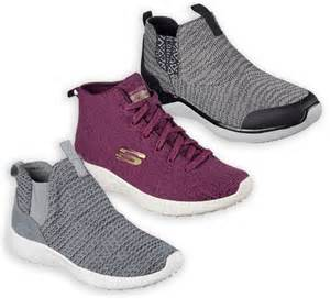 Skicher skechers high top sneakers and include burst d lites and skechers