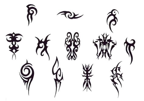 tribal tattoos and designs page 220