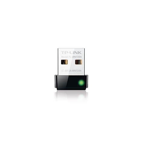 Tl Wn725n Nano Usb Wireless Network Adapter 150mbps Murah tp link tl wn725n 150mbps wireless n nano usb adapter