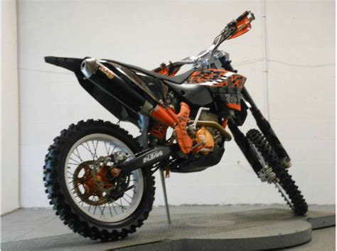 2008 Ktm Xcf W 250 Buy 2008 Ktm 250 Xcf W On 2040 Motos