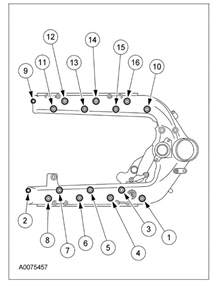 torque specs for 6 0 powerstrokenation ford