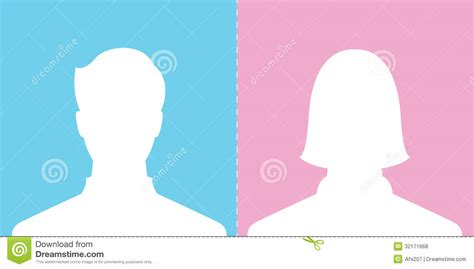 Mothers Day Card by Male And Female Profile Picture Royalty Free Stock Photos Image 32171668