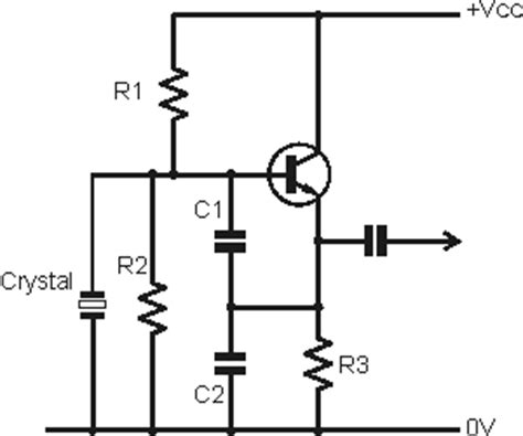 transistor oscillator need help with colpitts oscillator
