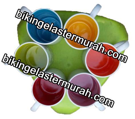 White Aster Berkualitas souvenir gelas murah 100 termurah se indonesia