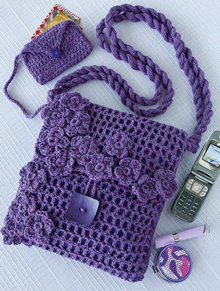 crochet bag pattern design 10 beautiful crochet purses and bags crochet patterns