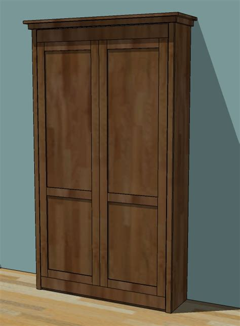 murphy bed    plans wooden  kreg jig bunk