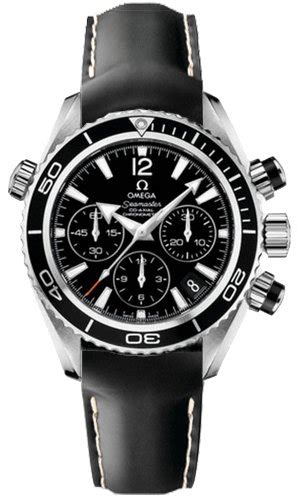 Omega Seamaster Chronograph Leather Quality Premium fave watches
