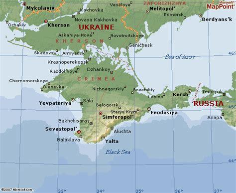 map ukraine crimea crimea ukraine russia and the world ajm studios net