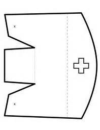 image gallery nurse hat stencil