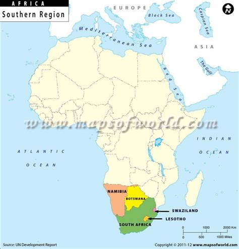southern africa map southern africa region map amazing africa co op class for k 3rd p