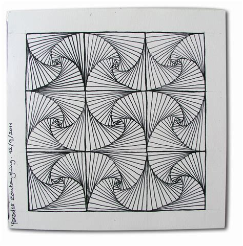 zentangle pattern for beginners zentangle patterns alphabet 02 paradox zentangles pen