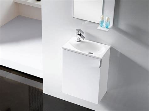 badmoebel set gaeste wc oporto cm inkl waschbecken