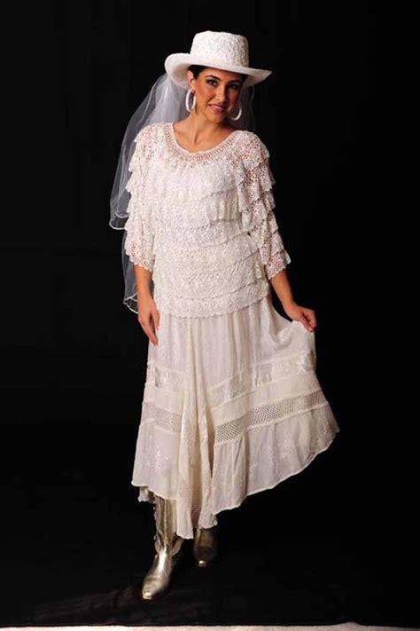 Brautkleider Western Style by Western Dress Wedding Fashion 187 Western Wedding