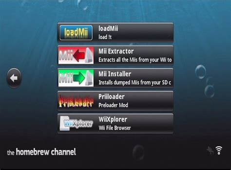 reset mii tool how to install the homebrew channel on a nintendo wii the