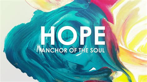 inner workings of a reawakened soul books an anchor of the soul hebrews 10 23 sermon notes