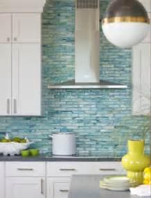 Blue Glass Kitchen Backsplash Kitchen Range Options Centsational