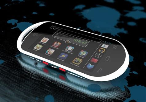 android portable console mg the android based portable gaming system gadgetsin
