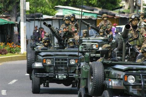ejercito de el salvador forces armees du salvador armed forces of el salvador