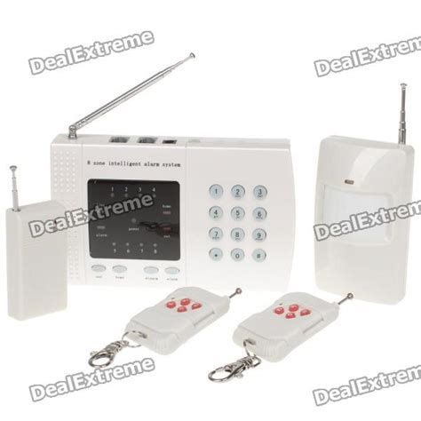 cheap wireless digital home security alarm system set 315mhz