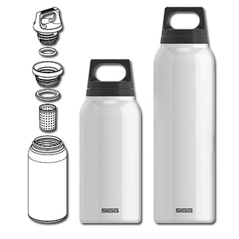 Sigg Thermo Classic 0.5L With Tea Filter